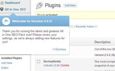 User's Guide for All in One SEO Pack Wordpress Plugin
