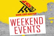 Marine Corps Marathon...sells out in hours....it must be good right?  Feel I have to do while I am in DC!