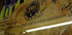 World Wide Frybread Association - It's a real thing! Click to learn more.