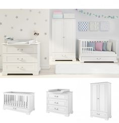 For Daisy Nursery Set At Funique Furniture