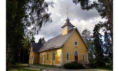 Sundom church Vaasa.