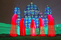 Berlin Festival of Lights 2014 - Bing Images