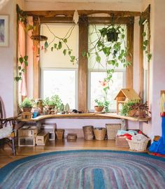 Waldorf Playroom, Waldorf Preschool, Waldorf Kindergarten, Waldorf Education, Physical Education, Kids Decor, Diy Home Decor, Diy Dream Home, Amsterdam Houses