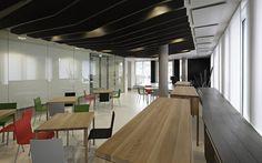 Client: Sparkasse  Location: Freiburg Design: fuchs.maucher.architekten.bda Year: 2011 #interior #public spaces #Freiburg #Sparkasse #design