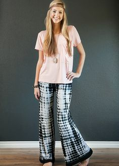 New Style! Tie Dye Yoga Pants - The Deal Cottage