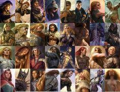 Die 210 Besten Bilder Von Baldurs Gate In 2019 Character Concept