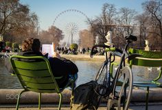 Chill in Paris