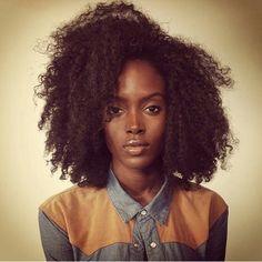 Gorgeous hair, gorgeous girl.