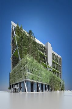 ♂ Sustainable architecture Green vertical garden living wall