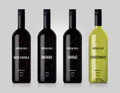 Chateau-Ville Armenia on Packaging Design Served