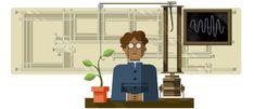 Jagadish Chandra Boses 158-års fødselsdag