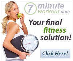 7 Minute Workout – Day 3 – December 22, 2012 – http://socialmediabar.com/7minwoday3