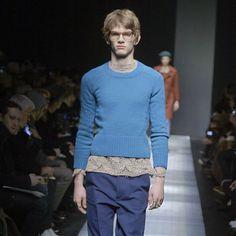 Блог BegetNews: мужская мода, статьи, фото, ссылки, рекомендации. : Мужской свитер 2015/2016 – что показывает Fashion Show