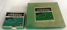 Subbuteo fivesides box set