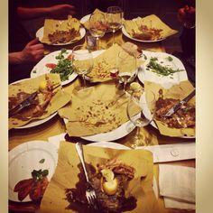 Fine Cena #buonacena #eataly #smeraldo #fritto #vino #bianco #friends #eataly #smeraldo #fritto #cena #arancini #food #kiss #social_network #pinterest #twitter #tumbrl #Facebook #instagram #foursquare #kiss