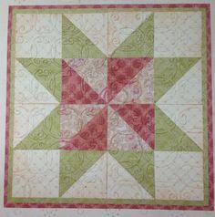 Paper Quilt Block