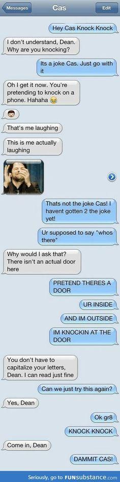 Stupid joke went terribly wrong