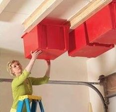 Ready to spruce up your garage? If you are, this ingenious garage organization DIY projects and more will sure fit your lifestyle. Projects Ingenious Garage Organization DIY Projects And Organisation Hacks, Home Organization, Organizing Ideas, Household Organization, Small Garage Organization, Organization Quotes, Organization Station, Diy Casa, Creative Home