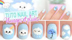 Résultat de recherche dimages pour nail art cute kawaii