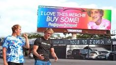 Billboard Prank 7/7/17