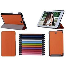 8 Inch Triple Folding Pattern High Quality PU Leathe Case for Acer Iconia Tab 8 W1-810 (Assorted Colors)
