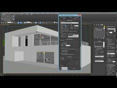 3ds Max Tutorial Mental Ray - YouTube