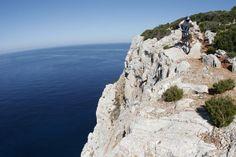 Mountain bike nell'Iglesiente, Sardinia