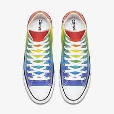 Converse Chuck Taylor All Star Pride Geostar High Top Unisex Shoe