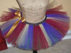 Crush the Grapes! Vineyard Inspired tutu - pinned by pin4etsy.com