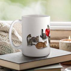 #ILove #Cats #Mug 😻