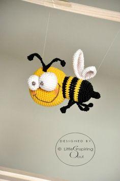 bee crochet