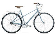 argent Electra Amsterdam alu guidon Hollandrad City Bar Handlebar Vélo Guidon