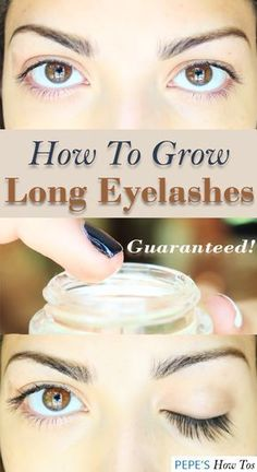 25a1b15e451 Not everyone may be gifted with lovely lashes but the good news is you can  actually