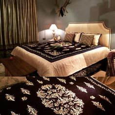 Ethnic eclectic sofa suzani fabric furniture at for Sofa bed jeddah