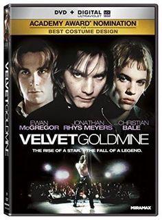 Ewan McGregor & Jonathan Rhys Meyers & Todd Haynes-Velvet Goldmine