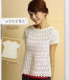 Resultados de la búsqueda de imágenes: Remera Crochet - Yahoo Search