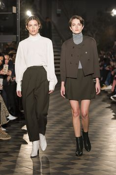 Filippa K Stockholm Fall 2018 Collection - Vogue