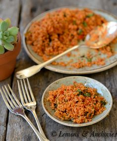 Cracked Wheat Salad