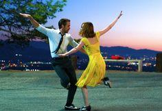Eine DER Tanzszenen aus dem Film La La Land