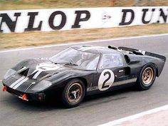 1966 Ford GT40 MKII - Ford 7.0L V8