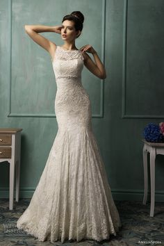 AmeliaSposa 2014 Wedding Dresses | Wedding Inspirasi