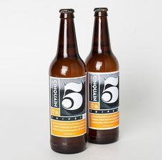 Cinquain Tripel Label