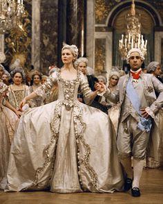 This is when I married my king! ~AD (Marie Antoinette)