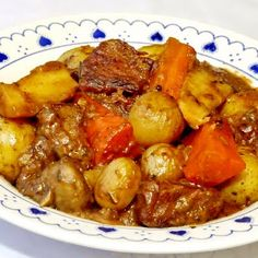 John's Stout Stew - Rock Recipes -The Best Food & Photos from my St… Rock Recipes, Irish Recipes, Beef Recipes, Cooking Recipes, Homebrew Recipes, Cooking Food, Welsh, Newfoundland Recipes, Canadian Food