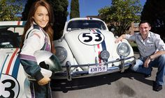 Herbie Goes For Sale: Iconic VW Beetle is up for grabs but, at an asking price of £96,000, you'd want to be (fully) loaded