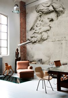 Desus by Christian Benini from Wall & Deco