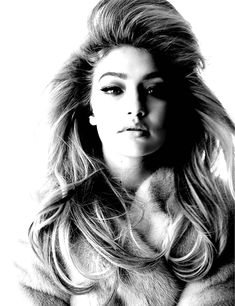 Gigi Hadid by Steven Meisel for W September 2015 | The Fashionography