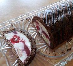POTŘEBNÉ PŘÍSADY KORPUS: 1 balíček BeBe sušenek kakaových (130 g) 100 g hořké čokolády 30 g másla 2 PL mléka NÁPLŇ BÍLÁ: 250 g tvarohu ve vaničce ...
