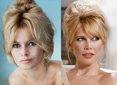 Claudia Schiffer vs Brigitte Bardot