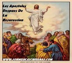 Los Apostoles Despues De La Resureccion De Jesus